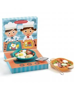 Cook & Scratch Djeco
