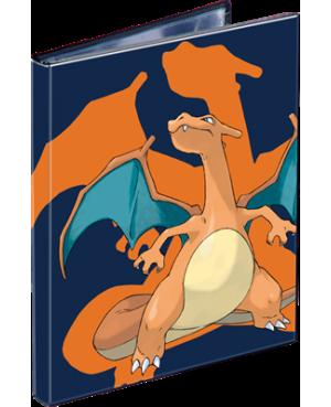 Pokémon : Portfolio Dracaufeu 80 cartes