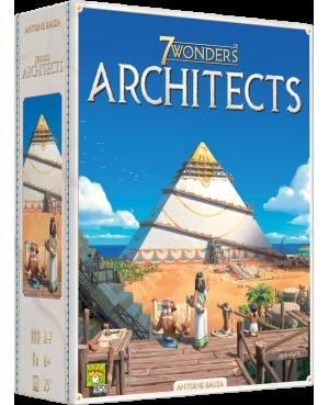 7 Wonders : Architects Asmodee