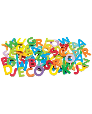 magnetic's 83 small letters