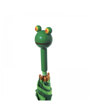 Parapluie Yabon la grenouille Vilac