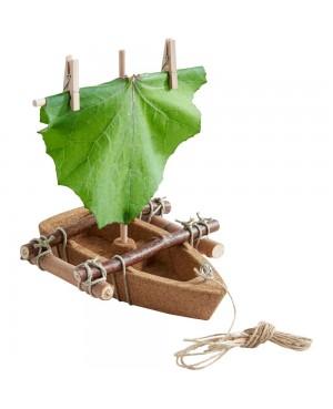 Kit d'assemblage bateau en...