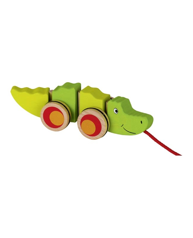Crocodile, animal à tirer Goki