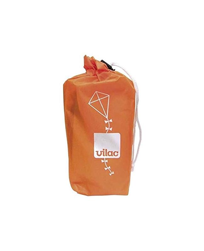 Cerfs-volants de poche orange Vilac