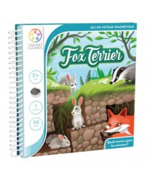 Fox terrier Smart games
