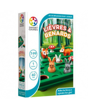 Lièvres & Renards Smart Games