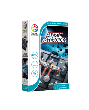 Alerte! Astéroïdes Smart Games