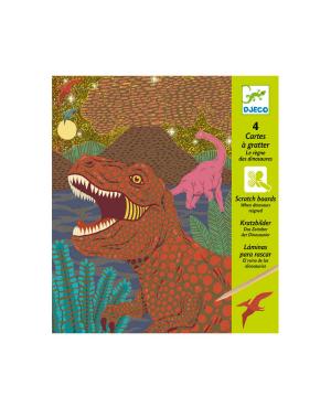 Le règne des dinosaures Djeco