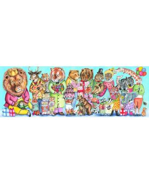 King's Party illustration Katie O'Hagan - 100 pcs