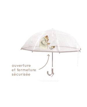 Parapluie Ernest et Célestine