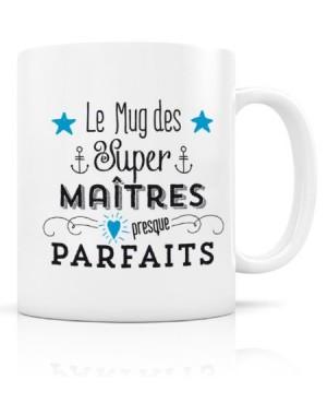 """Mug  """"Le mug des super..."""