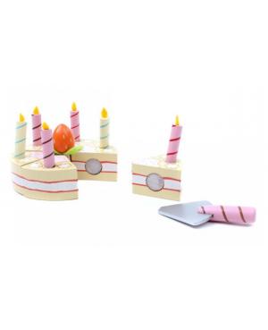 Gâteau d'anniversaire à la...