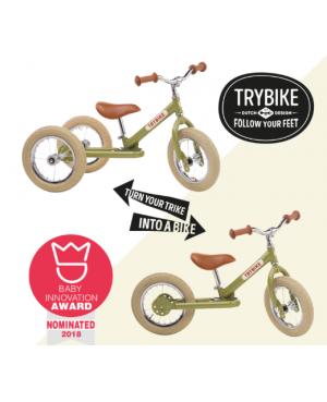 Trybike acier vintage kit...