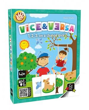 VICE & VERSA 1,2,3, on a changé quoi ?