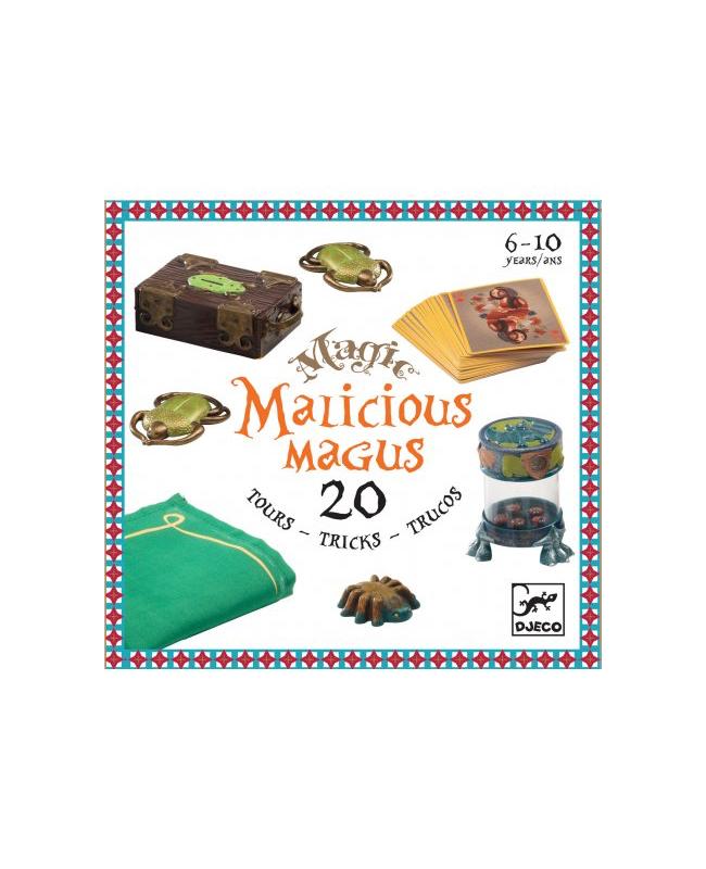 Magic Malicious magus 20 tours Djeco