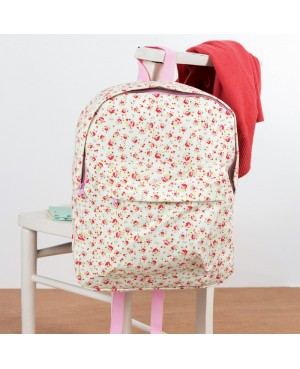 Grand sac à dos la petite rose
