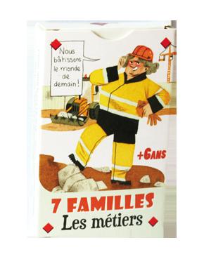 7 familles les metiers