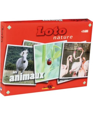 loto nature les animaux