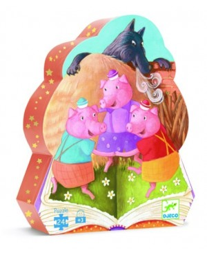 Puzzle Les trois Petits...