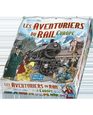 Les aventuriers du rail: Europe