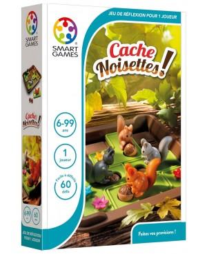 Cache noisettes ! Smart Games