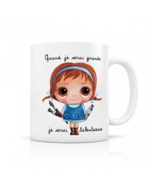 "Mug ""Talentueuse"" : Quand..."