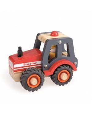Tracteur en bois en bois Egmont