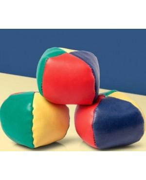 3 balles de jonglage