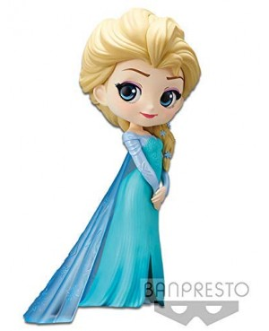 Elsa Disney Q Posket 14 cm