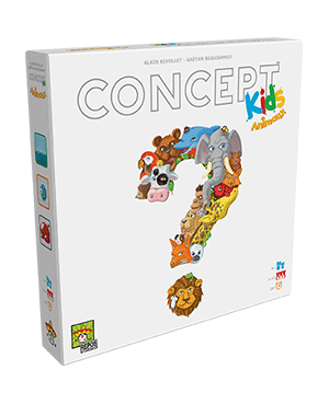 Concept Kids Animaux Asmodee