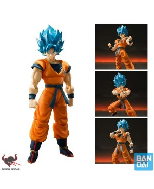 DBZ SH Figuarts Broly Movie...