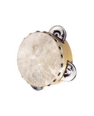 Tambourin avec 3 clochettes