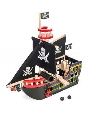 Bateau du Pirate Barbarossa...