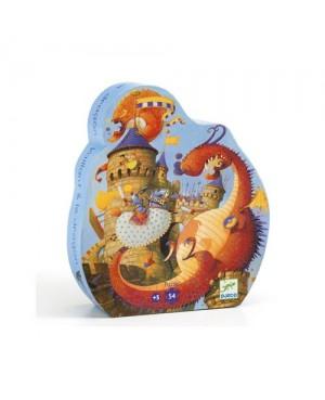 vaillant & le dragon - 54 pièces