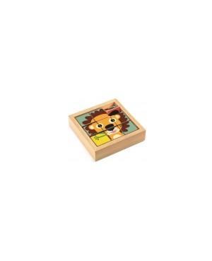 Tournanimo 3 puzzles Djeco