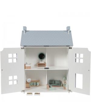 Maison poupée en bois Little Dutch