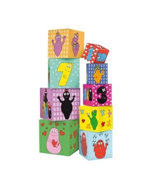 Cubes gigognes Barbapapa (9...