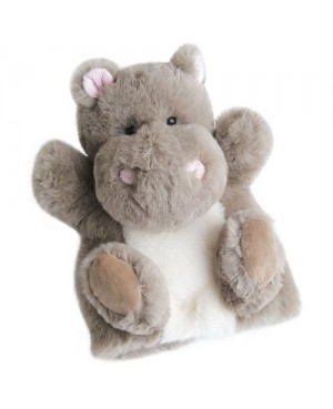 Marionnette hippo Histoire d'Ours