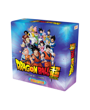 Dragon Ball Super: La survie de l'univers