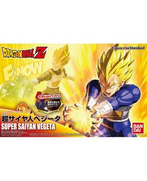 DBZ Maquette Figure-Rise Super Saiyan Vegeta 12cm