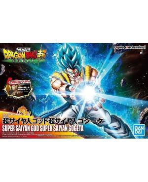 DBZ BROLY Maquette Figure-Rise Super Saiyan God Super Saiyan Gogeta