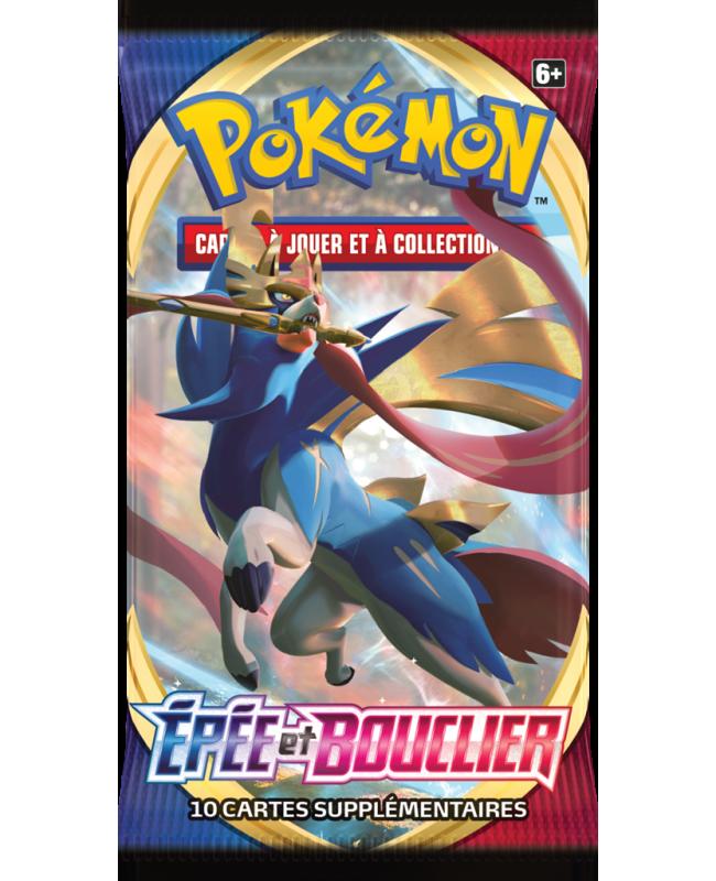 Pokemon booster Épée et bouclier