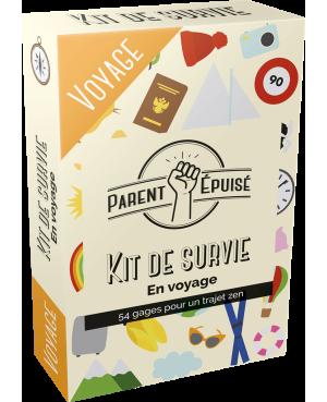 Parent Épuisé : kit de survie En Voyage