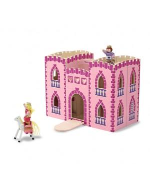 Château de la princesse en bois