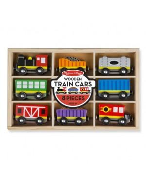 Wagons en bois