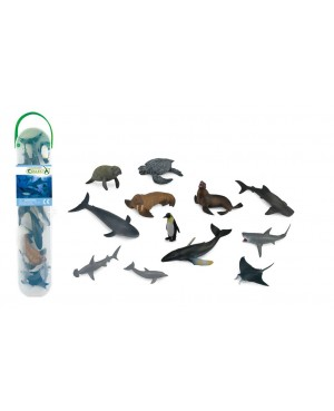 Collecta mini set de 12 animaux marins