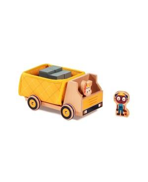 Georges camion à benne