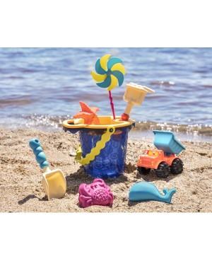 Set de plage bleu sands...