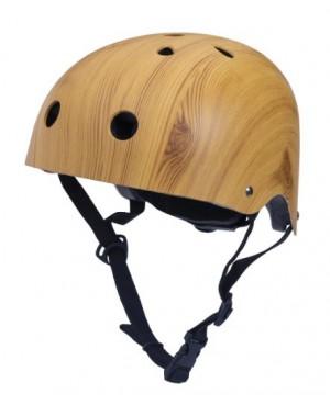 Casque motif bois taille S Coconuts