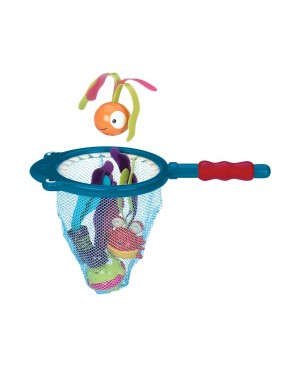 Épuisette de bain requin - Scoop-a-diving set Finley